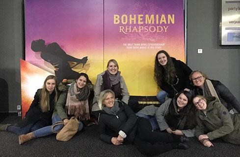 Groep Bohemian Rhapsody